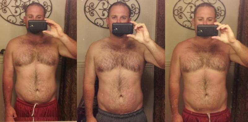 My Intermittent Fasting + P90X & Insanity Journal - Page 3