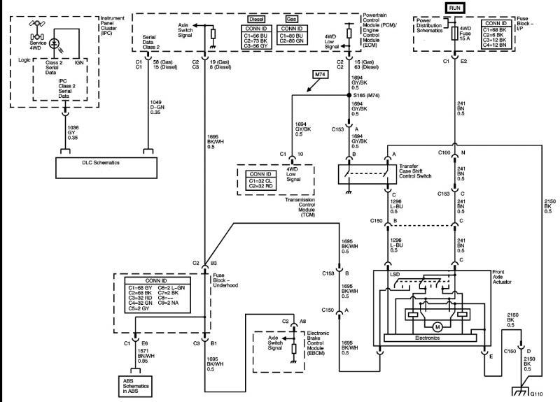 2003 Silverado 1500 604l80enp241 Swap4x4 Harness Questions. Attached S. Wiring. 2004 Silverado 4l80e Wiring Diagram At Scoala.co