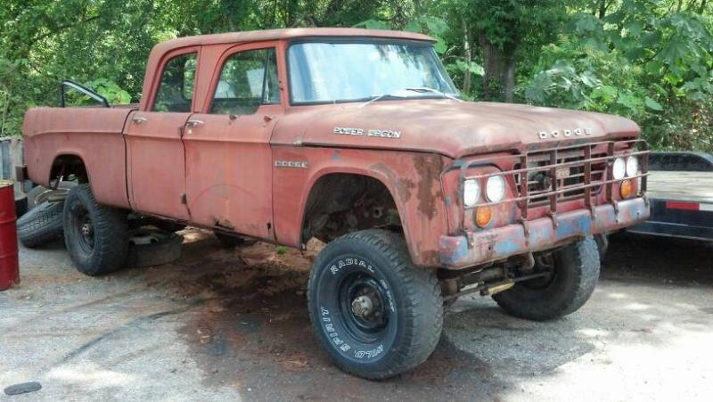 63 Power Wagon >> 1963 Dodge Power Wagon Crew Cab Pirate4x4 Com 4x4 And Off Road Forum