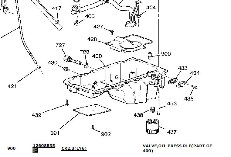Gm 5 3 Engine Diagram