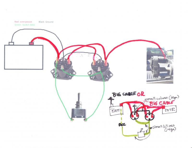 Sk 2463 Warn Winch Wiring Diagram 12 Double Pole Switch Wiring Diagram