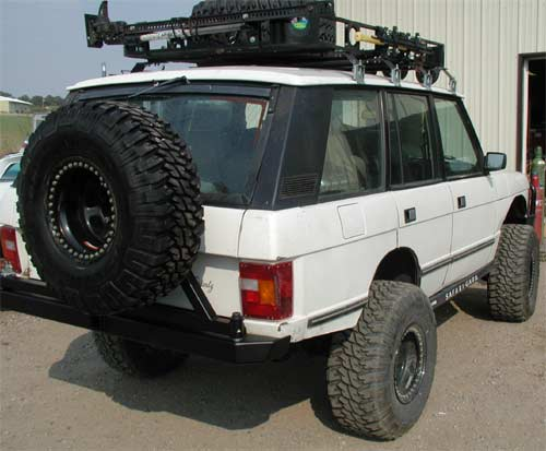 2001 Range Rover Lifted >> Range Rover Bumper Tire Carrier Pirate4x4 Com 4x4 And Off Road Forum