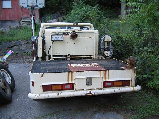 1982 Chevy C30 With Diesel Generator Driven Lincoln Shield Arc