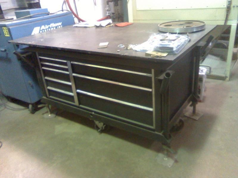 Welding Bench Ideas Part - 31: Pirate4x4.Com