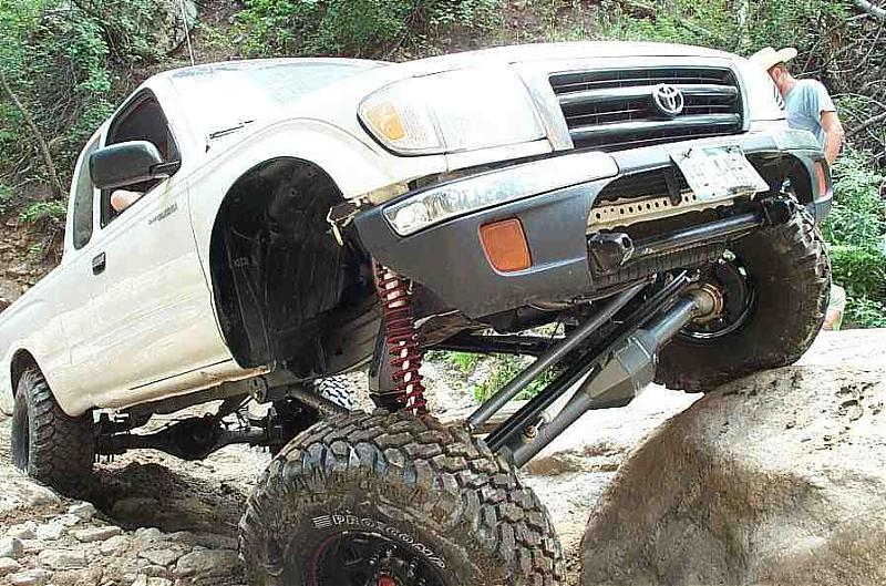 ORS' 95-04 Tacoma 3 link Coilover kit - NOW AVAILABLE