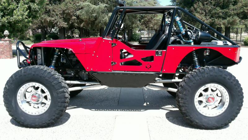 Jimmys Trail Series Buggy Pirate4x4 Com 4x4 And Off