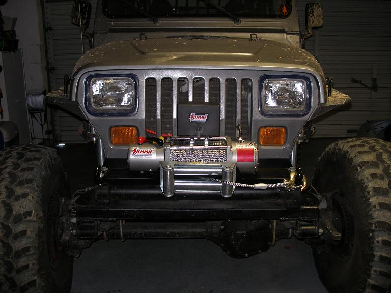 harbor freight winch plate??? - Pirate4x4 Com : 4x4 and Off