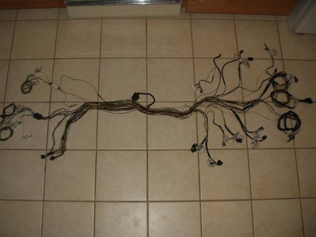 22re Wiring Harness  I Think