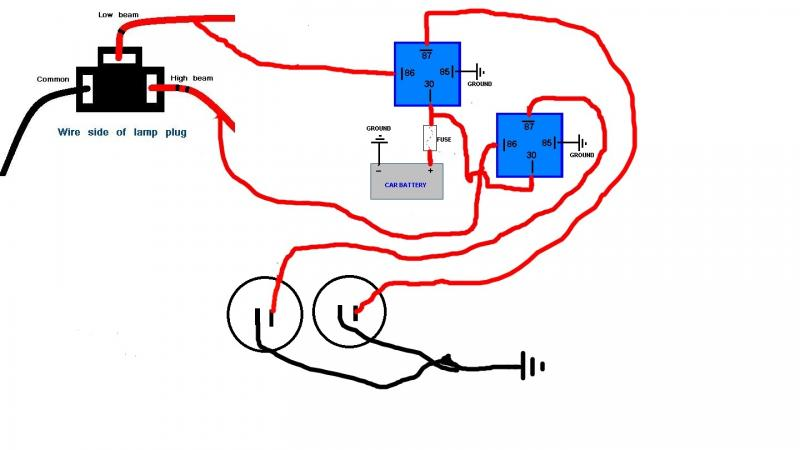 fisher plow/light wiring.halp! - pirate4x4 : 4x4 and off, Wiring diagram
