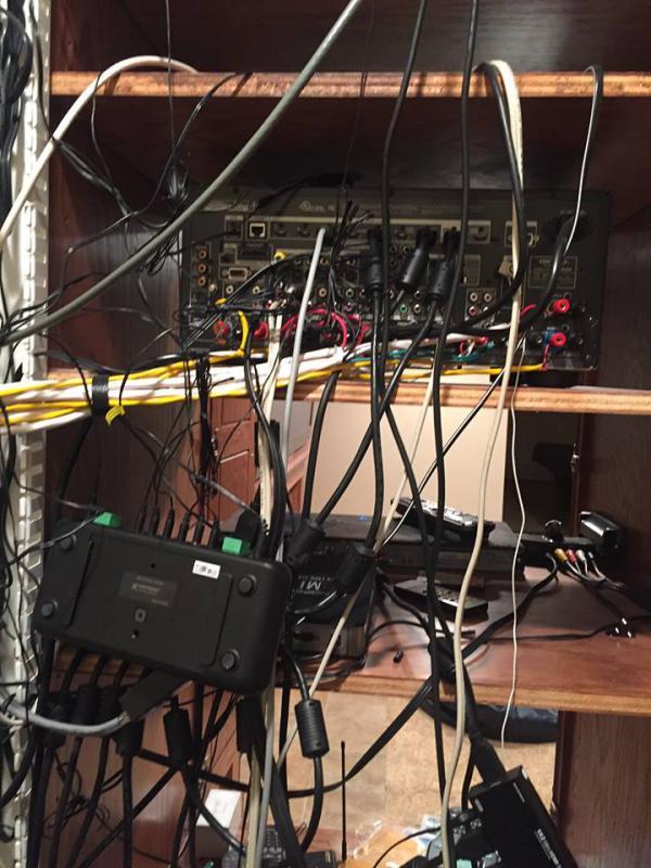 2662665d1501503150 school me home networking running conduit walls wiring mess 1 school me on home networking and running conduit in walls