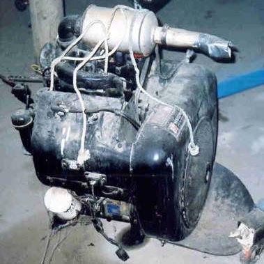 Bobcat carb issue - Wisconsin VH4D engine - Pirate4x4 Com