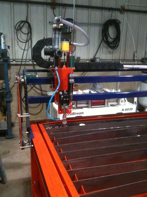 dsc table h burn x plasma used new cnc machinery one systems the