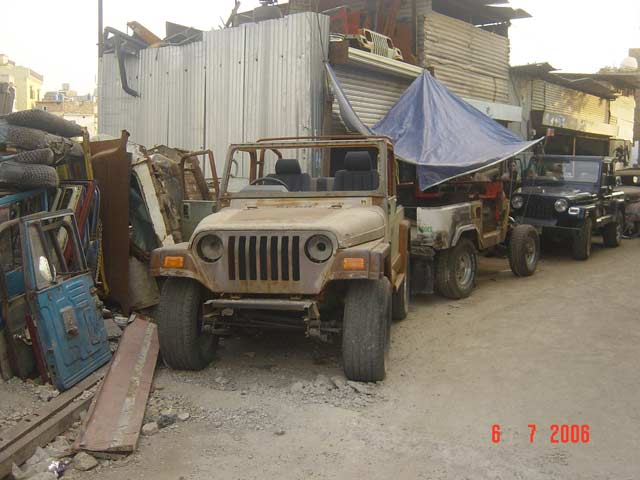 Jeeps in Pakistan    A continuing thread  - Page 5 - Pirate4x4 Com