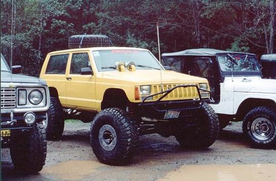 88' Cherokee V8 swap - Pirate4x4.Com : 4x4 and Off-Road Forum