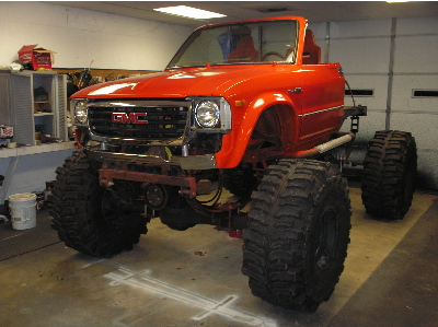 89 yota p/u 350 swap questions - Pirate4x4 Com : 4x4 and Off
