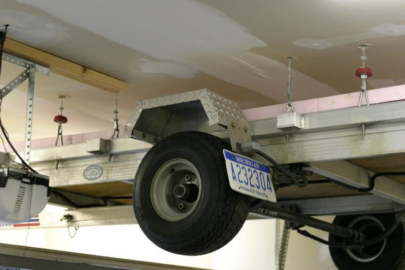 Garage Hoist Storage Systems Pirate4x4 Com 4x4 And Off