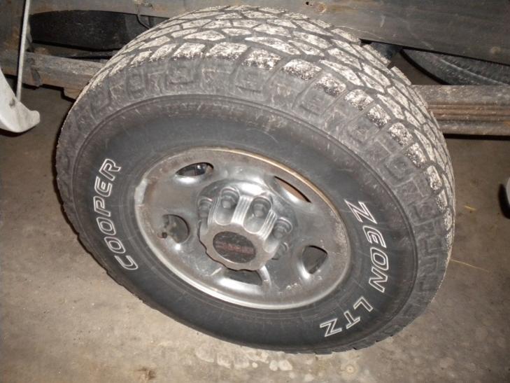 New Cooper Discoverer AT3 Tires