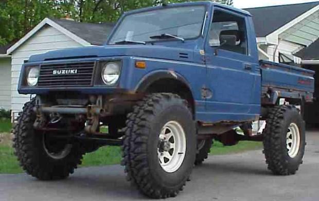 Suzuki Sidekick Front Bumper