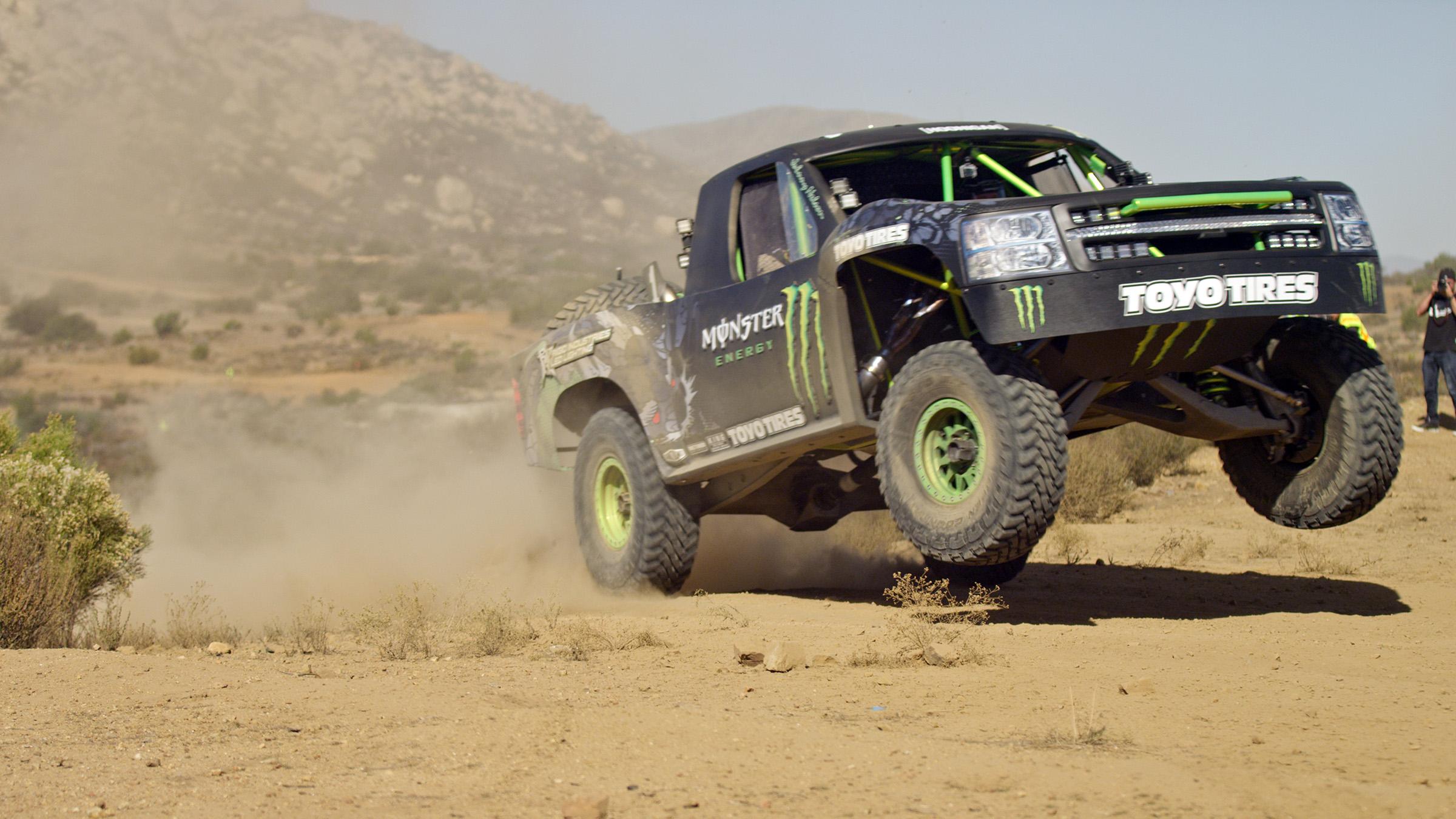 Baja 1000 off-Road Racing - Trophy Truck - JustAuto.net