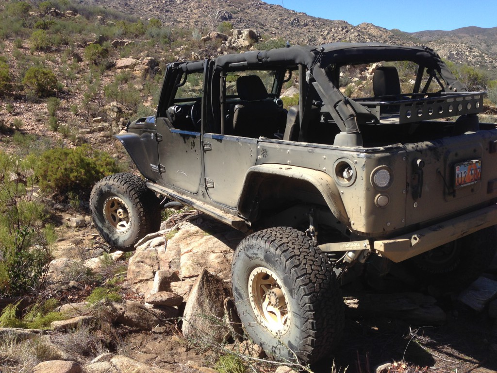 We really put the BFGoodrich KO2s to the test