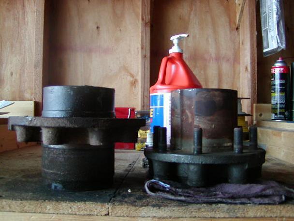 Single wheel AD rear axle swap: GM 14 bolt  - The Stovebolt Forums