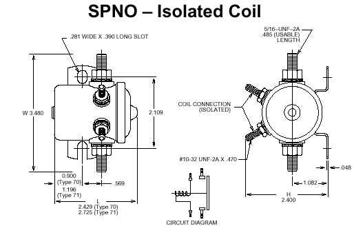 Spno Solenoid on 4 Warn Winch Solenoid Wiring Diagram