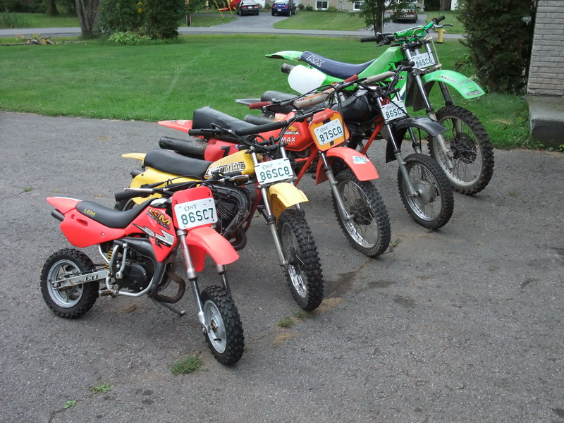 Fuel/oil ratio for 1980 Yamaha YZ50 2-stroke? - Pirate4x4
