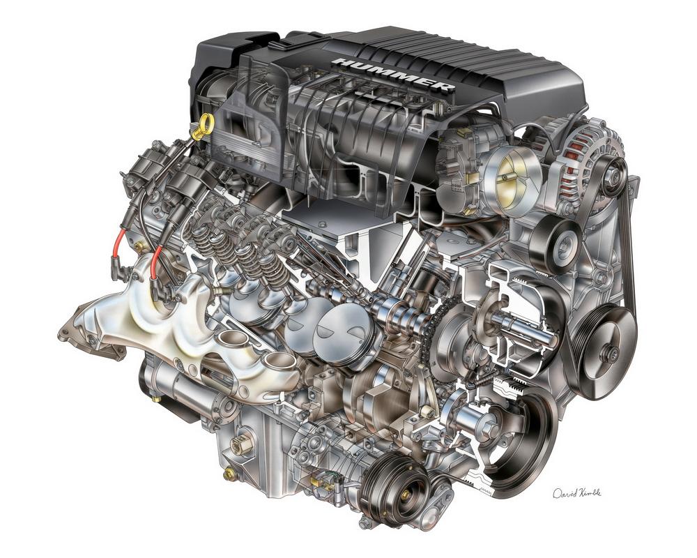 Gen IV Truck Motors in Detail
