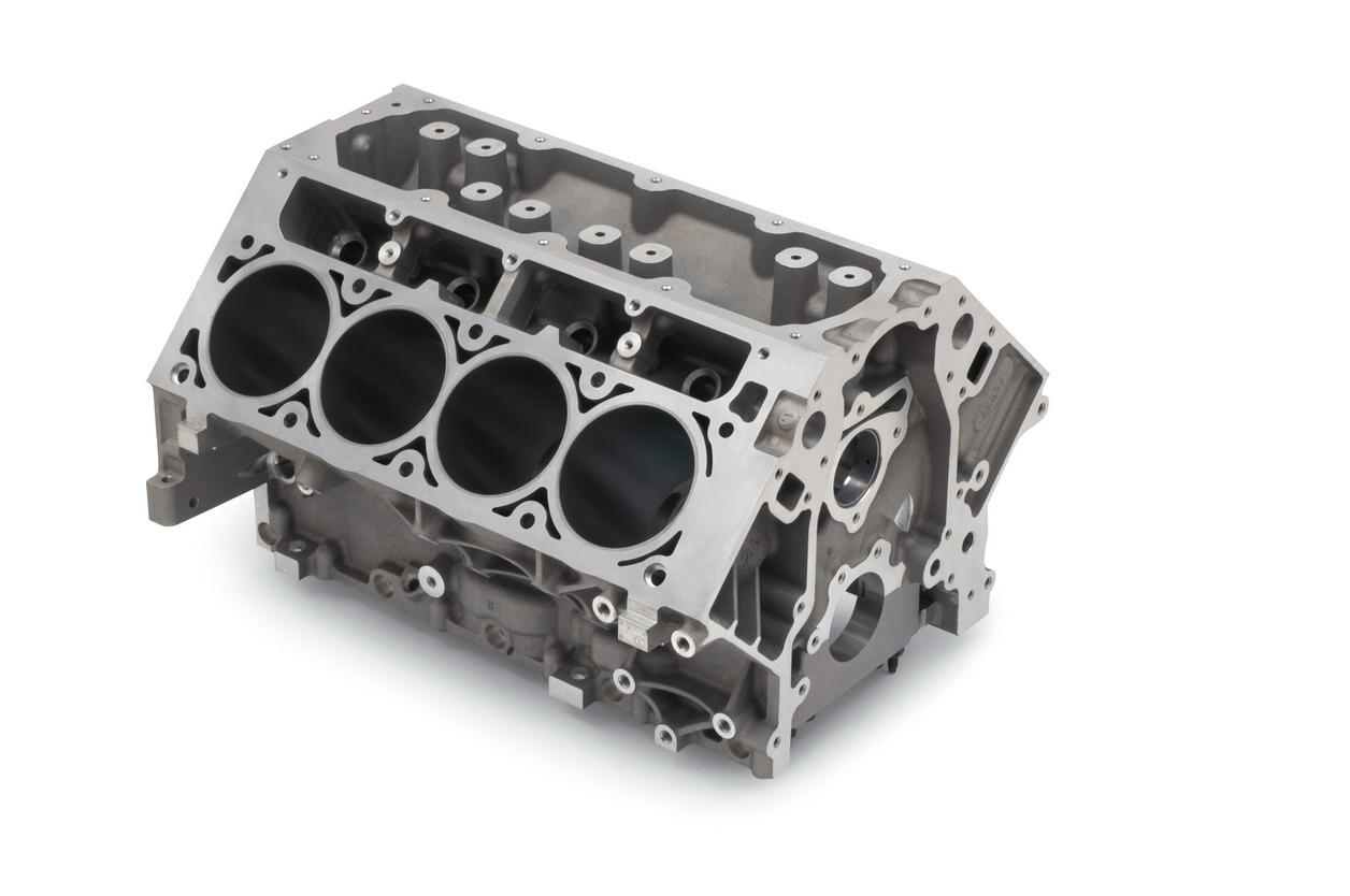 engine block: