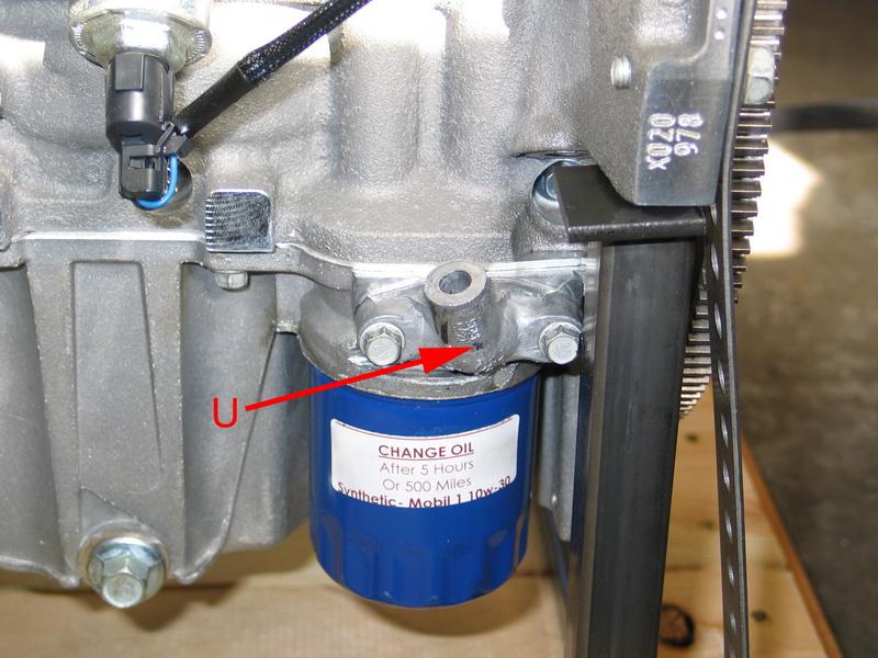 how to install a mechanical oil pressure gauge - LS1TECH - Camaro ...