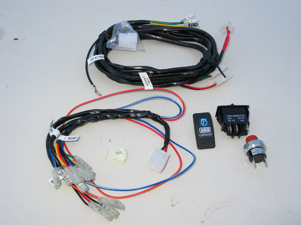 IMG_3384 arb wiring harness diagram cobra wiring harness \u2022 wiring diagrams arb twin compressor wiring harness at alyssarenee.co