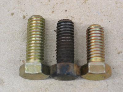 14-bolt Gear Setup
