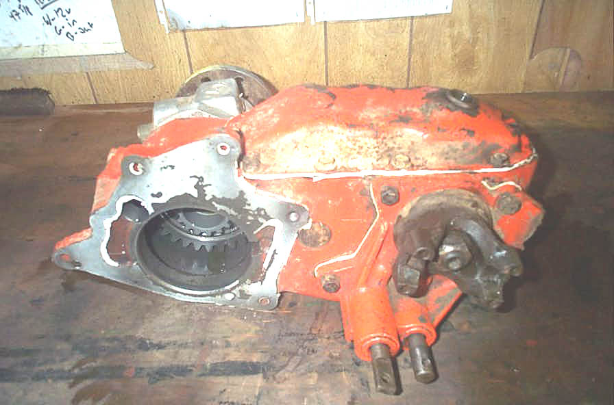 Teardown transfer case 1997 dodge truck