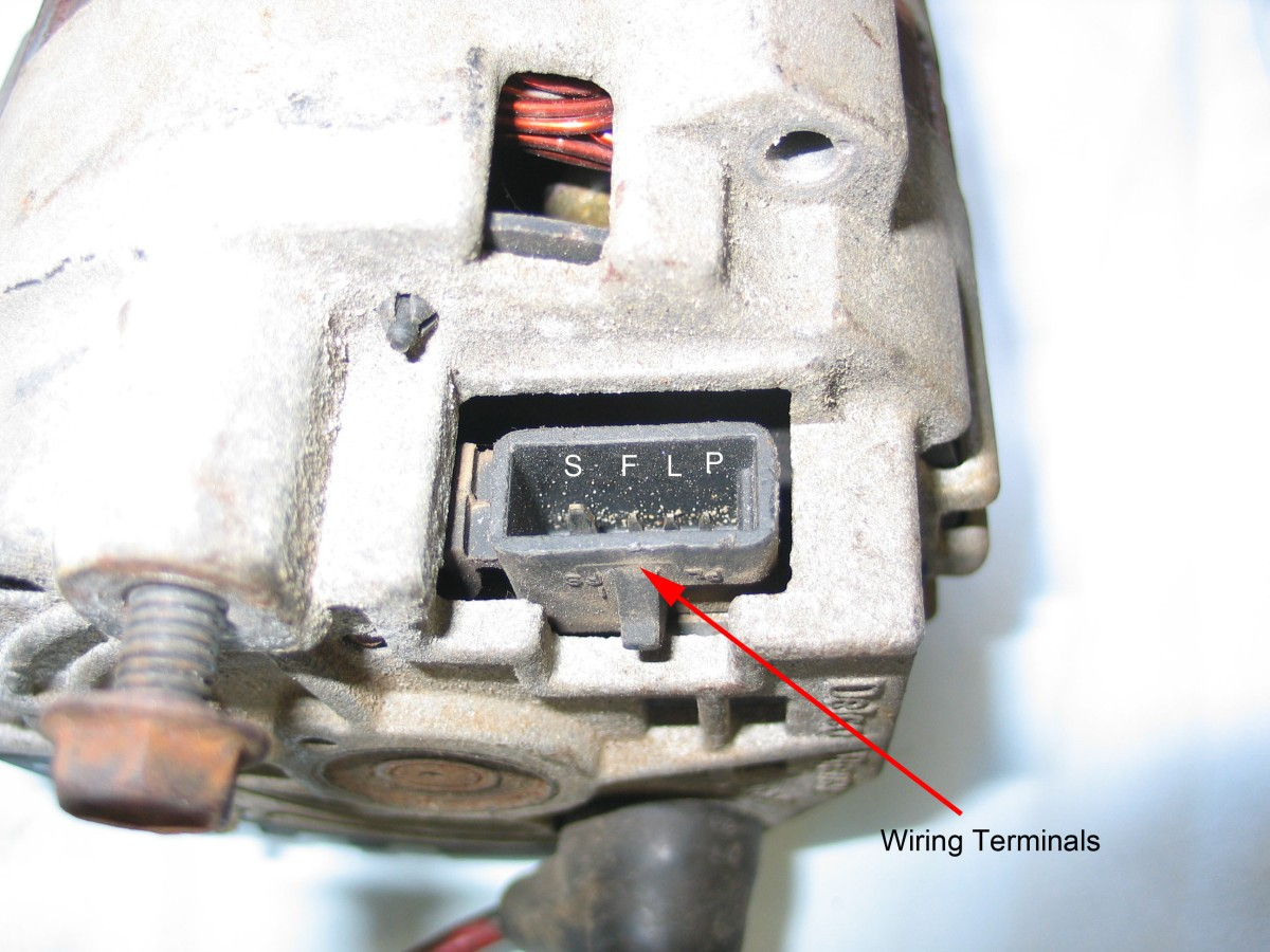 4 wire chevy alternator wiring diagram 12v dc wiring bible part 2 tech article by billavista  12v dc wiring bible part 2 tech