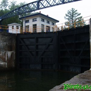 Erie Canal Lock 20