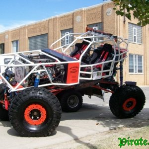 bio-hazard rock crawler