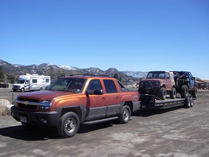 100k Mile Report  2005 2500 Avalanche 81L  Pirate4x4Com  4x4